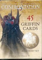 Rackham Confrontation Pack De 45 Cartes Griffin
