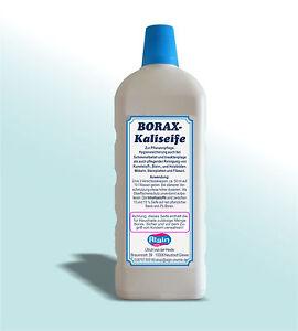 Borax-Kali-Seife Pflanzenpflege Schimmel Läuse Schaben 1- 18 Liter Schmierseife