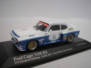 Ford-Capri-Rs-3100-92-Zolder-2005-P-Muecke-1-43-minichamps-400058000-New
