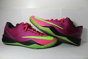 84c69af2aa09 NIKE KOBE 8 MAMBACURIAL SZ 13 100%AUTHENTIC USED HYPERDUNK ZOOM AIR ...