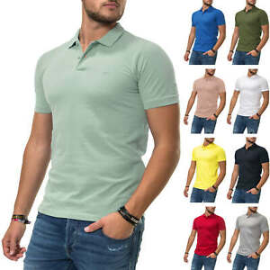 Jack-amp-Jones-Hommes-Poloshirt-Polo-T-Shirt-Shirt-Basic-Polo-Hommes-shirt-SALE