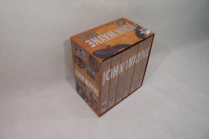 Coffret-6-VHS-Collection-JOHN-WAYNE-Paramount-Western-100-Dollars-L-Valance
