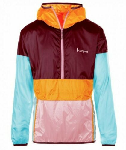 Cotopaxi Teca Women's Small Windbreaker Popsicle H