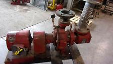 Armstrong 3x15x8 4030 Cast Iron 3 Hp Pump Withmagnetek E Plus Motor 230 460v