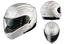 OGK KABUTO IBUKI ENVOY Pearl WHITE XL Helmet Japanese Model