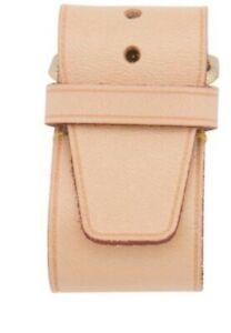 bd568e3308ee Image is loading Authentic-Louis-Vuitton-Vachetta-Luggage -Fastener-Buckle-Strap-