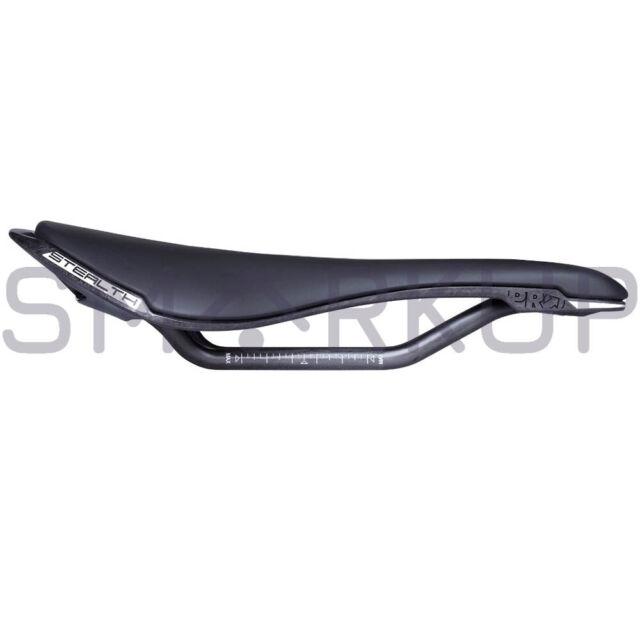 NEW Shimano PRO Turnix AF Saddle Road Bicycle Seat Carbon Rails Black 152mm