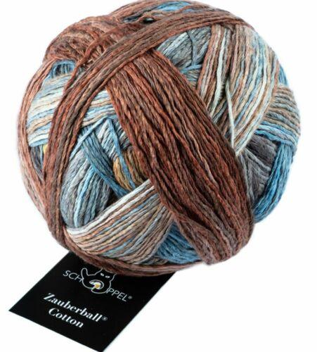 2407 Downtown Schoppel bola mágica ® Cotton algodón ecológico 100g FB