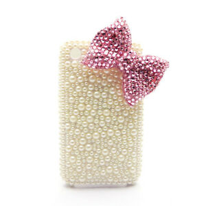 AQ18-Shiny-Bling-3D-Pink-Rhinestone-Bow-Faux-Pearls-Case-Cover-for-iPhone-3G-3GS