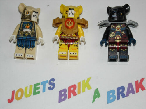 Lego personnage figurine minifig legend of Chima Choose model ref KG 102