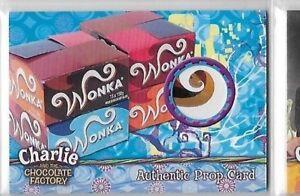 CHARLIE-amp-THE-CHOCOLATE-FACTORY-WONKA-DISPLAY-BOX-PROP-CARD-241-of-290