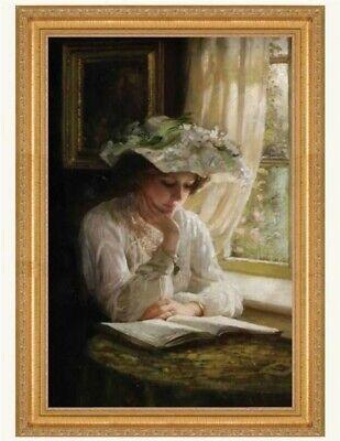 Victorian Trading Co Lust /& Leid UnFramed Yardlong Print