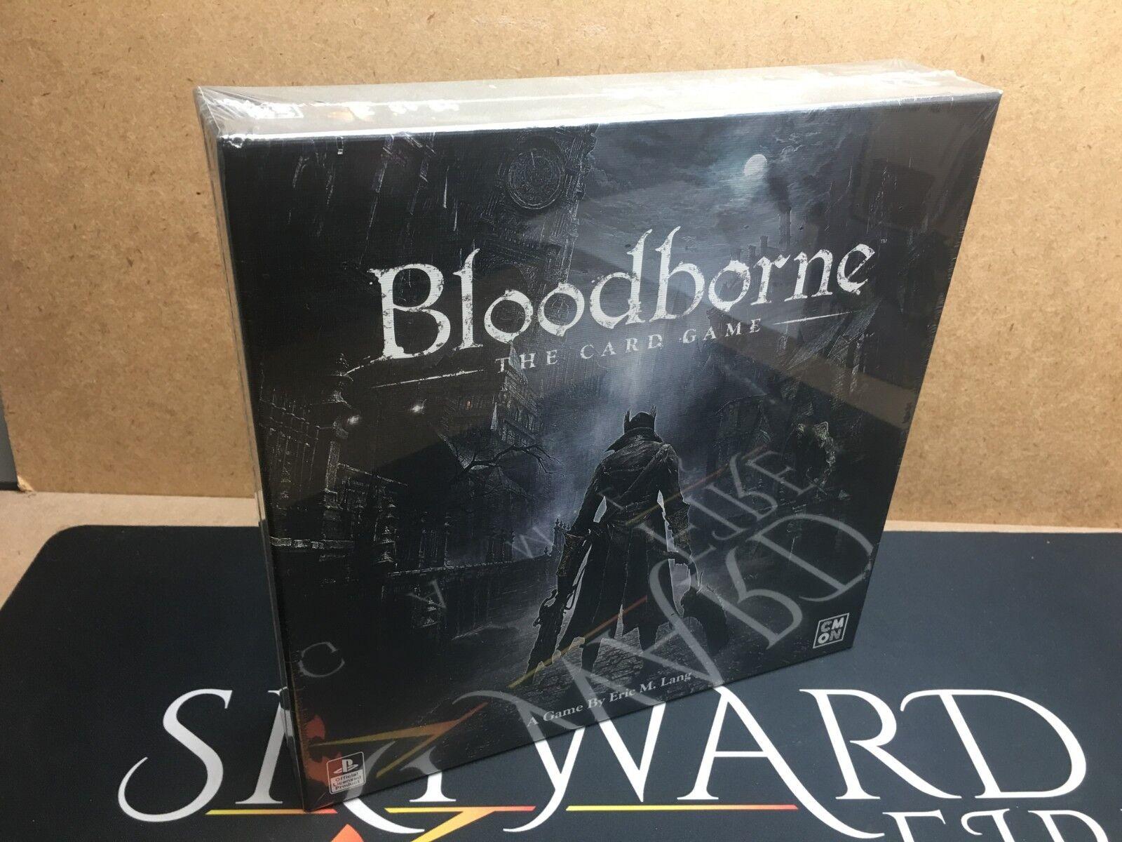 Bloodborne The Card Game - Asmodee (Genuine Sealed)