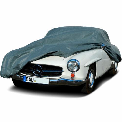 Ganzgarage Faltgarage Abdeckung Autoplane In-Outdoor passend für Aixam Coupe