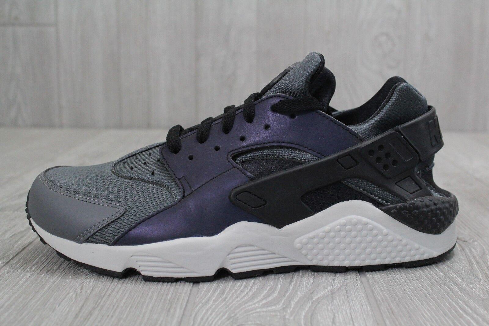 Comfortable and good-looking 26 New Mens Nike Air Huarache Run PRM 704830-007 Dark Grey Shoes Comfortable