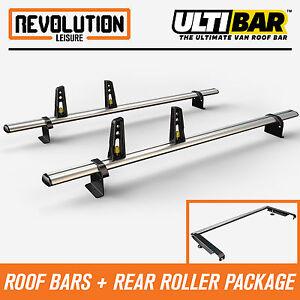 Van Guard Ulti Bar Aluminium Rear Ladder Roller for Ford Transit Courier