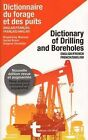 Dictionary of Drilling and Boreholes: English-French / French-English by Magdeleine Moureau (Paperback / softback, 2011)