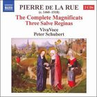 Pierre de La Rue: The Complete Magnificats; Three Salve Reginas (CD, Aug-2007, 2 Discs, Naxos (Distributor))