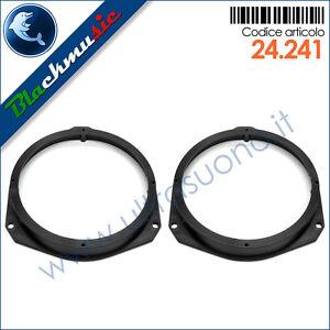 Supporti-adattatori-altoparlanti-165mm-Fiat-Grande-Punto-199-2005-2009-Ant
