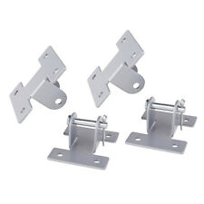 1 New Steel Mounting Brackets for Linear Actuators Set Easy Stability