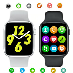 Support-Impermeable-Play-Femmes-ECG-pour-Android-iOS-Smart-Watch-W26-Smartwatch-NEUF
