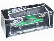 Greenlight Fast & Furious Fenix's 1972 Ford Gran Torino Sport 1:43 Green 86218