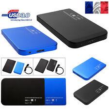 Boîtier de disque dur USB3.0/2.0 SATA 2.5in pour dur externe HDD Mobile Disk Box