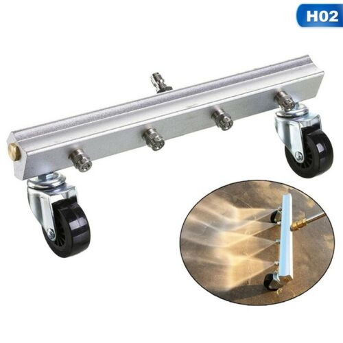 Hochdruckreiniger-Anbaugerät Fahrwerksreiniger 13 in Unterwaschanlage 4 Düse Neu
