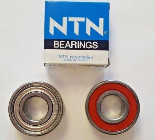 15x35x11 NTN Bearing 6202  2RS//LLU//C3 Rubber Sealed or ZZ//2Z//C3 Metal Shielded