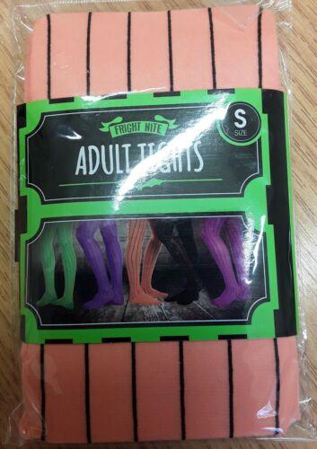 Donna Nero e colorato a righe aderente per Travestimenti