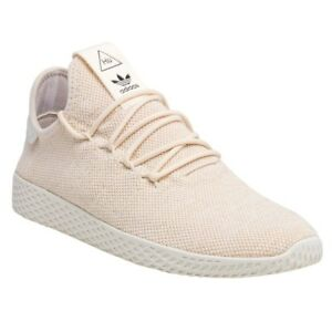 77d304d53 Image is loading New-MENS-ADIDAS-NATURAL-NUDE-PHARRELL-WILLIAMS-TENNIS-