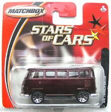 VW Bus T1 Modell - Matchbox - Samba - Burgunder - NEU & OVP