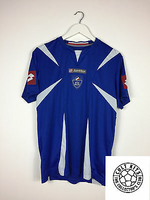 SERBIA & MONTENEGRO 06/07 Home Football Shirt (L) Soccer Jersey Lotto