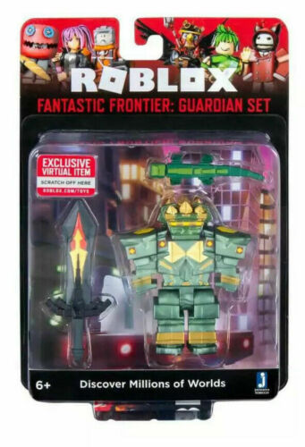 Roblox Core Figure Fantastic Frontier GUARDIAN SET