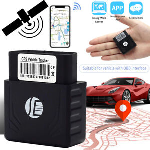 tk306 obd gps tracker auto gsm fahrzeug tracking ger t obd2 16 pin interfac ebay. Black Bedroom Furniture Sets. Home Design Ideas