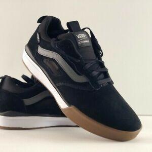Vans Ultrarange Pro Shoes Black Gum White Size Uk 7 Ebay