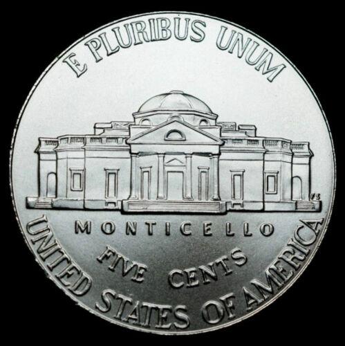 2018 P+D+S Jefferson Proof Nickel Mint Set ~ PD from Bank Rolls