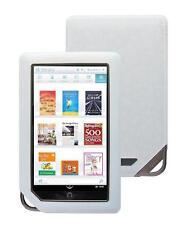 for Barnes & Noble Nook Color BNVR200 / BNTV250 Soft Gel Skin Cover Case, White