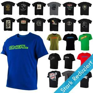O'Neal T Shirt Freizeit MX MTB BMX Dirt FR DH Dirtfather Piledriver Opt. Paket