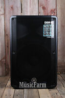 Yamaha Dbr15 Active Powered Loudspeaker 15 Inch 2 Way Bi Amp 1000 Watt Speaker on sale
