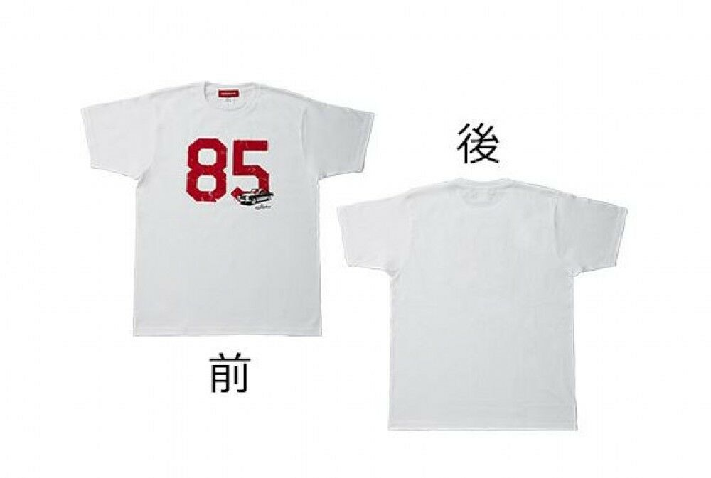 NISSAN Graphic T-shirt 85 KIDS white New 100% cotton from JAPAN