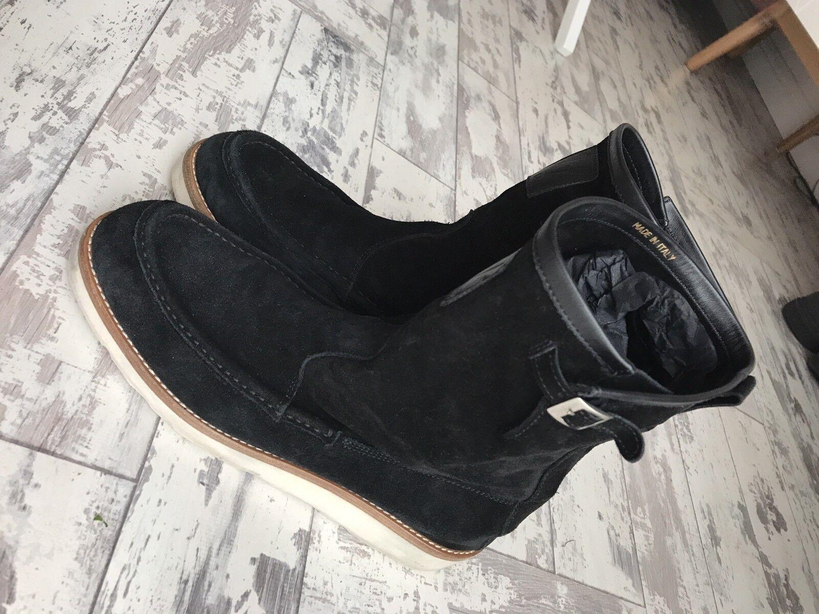 Mr Hare Leather Leather Leather botas  450 9e3782