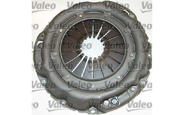 VALEO Kit de embrague 242mm FORD TRANSIT SCORPIO LDV CONVOY 801881