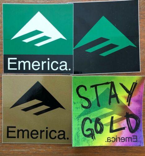 """Emerica classic sticker Pack of 4 x 2.5/"""""""