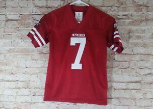 063d45403 NFL Colin Kaepernick ( 7) San Francisco 49ers Jersey Youth Size ...