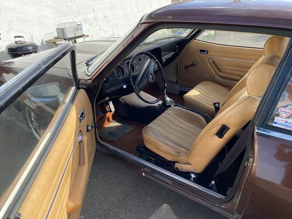 Ford Capri, 1,6 L, Benzin