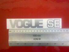 Range Rover Vogue Calcomanía Adhesivo Gráfico se Portón Trasero transferencia * Elección De Colores *