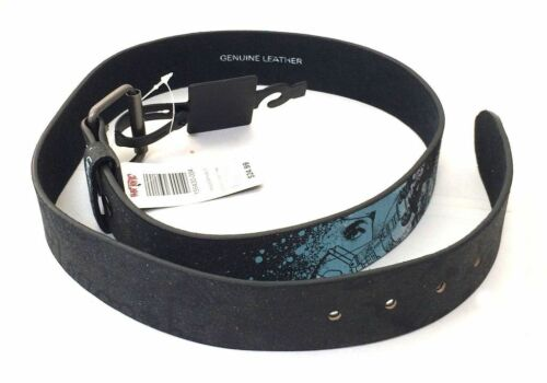 Underoath Name Logos Black Leather Belt New Official Band Merch