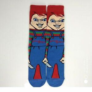 'Chuckie' Socks *Childs Play*