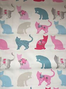 Abbygale-Baumwollstoff-Felix-50x137-cm-Vintage-Abigale-Clarke-CAT-Kingston